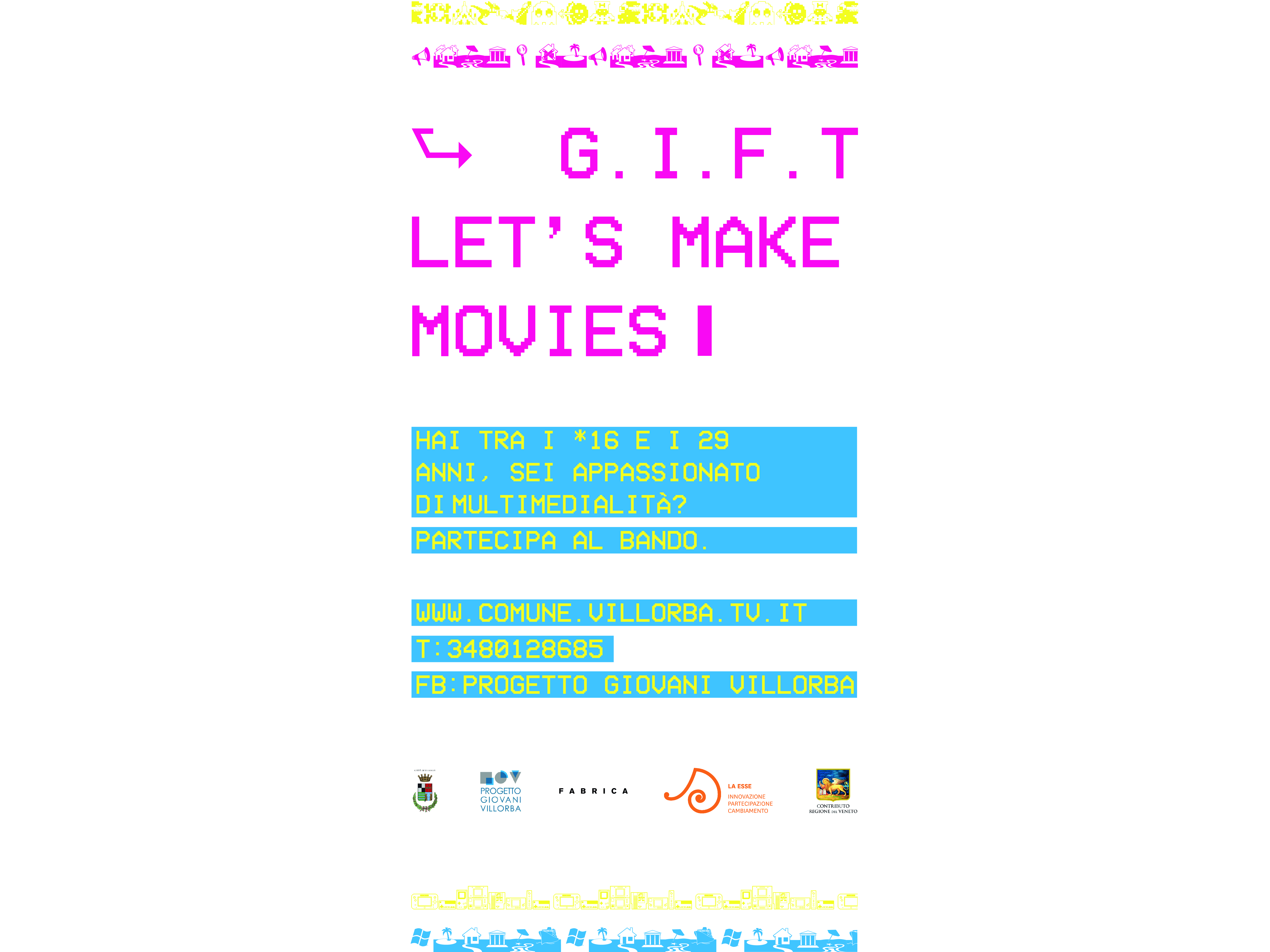 G.I.F.T – Let's make movies