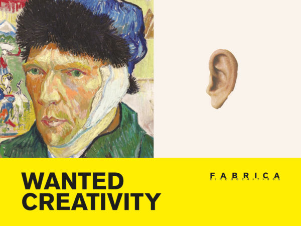 Wanted Creativity